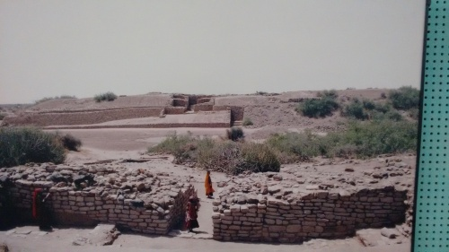 મ્યુઝીયમના  ફોટામાંથી ફોટો લીધેલ છે.