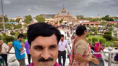 સ્વામિનારાયણ મંદિર_ભુજ -૨